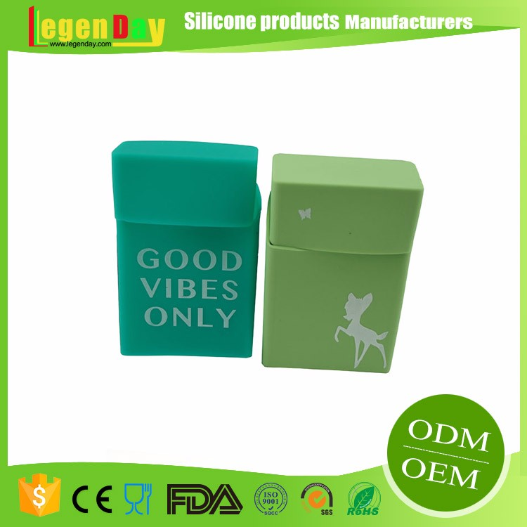 Promotional Gift Custom Logo Eco-friendly timed cigarette box