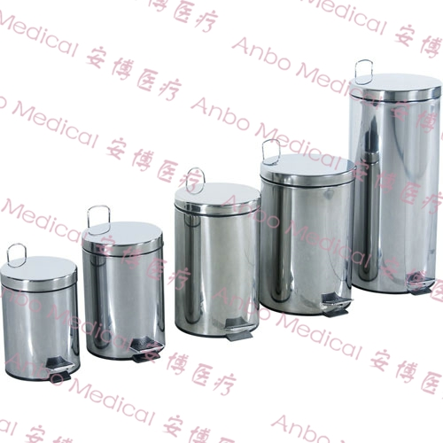 Stainless steel Garbage capacity 20 L