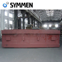 @@-SUNNY High Quality and Precision Cast Iron Machine Bed