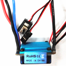 rc car 20A Brushless ESC use with lipo battery