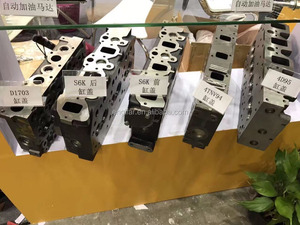 3066/S6K DIESEL ENGINE PARTS CYLINDER HEAD 34301-01060