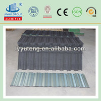 modern classical colorfull stone coated roof tile