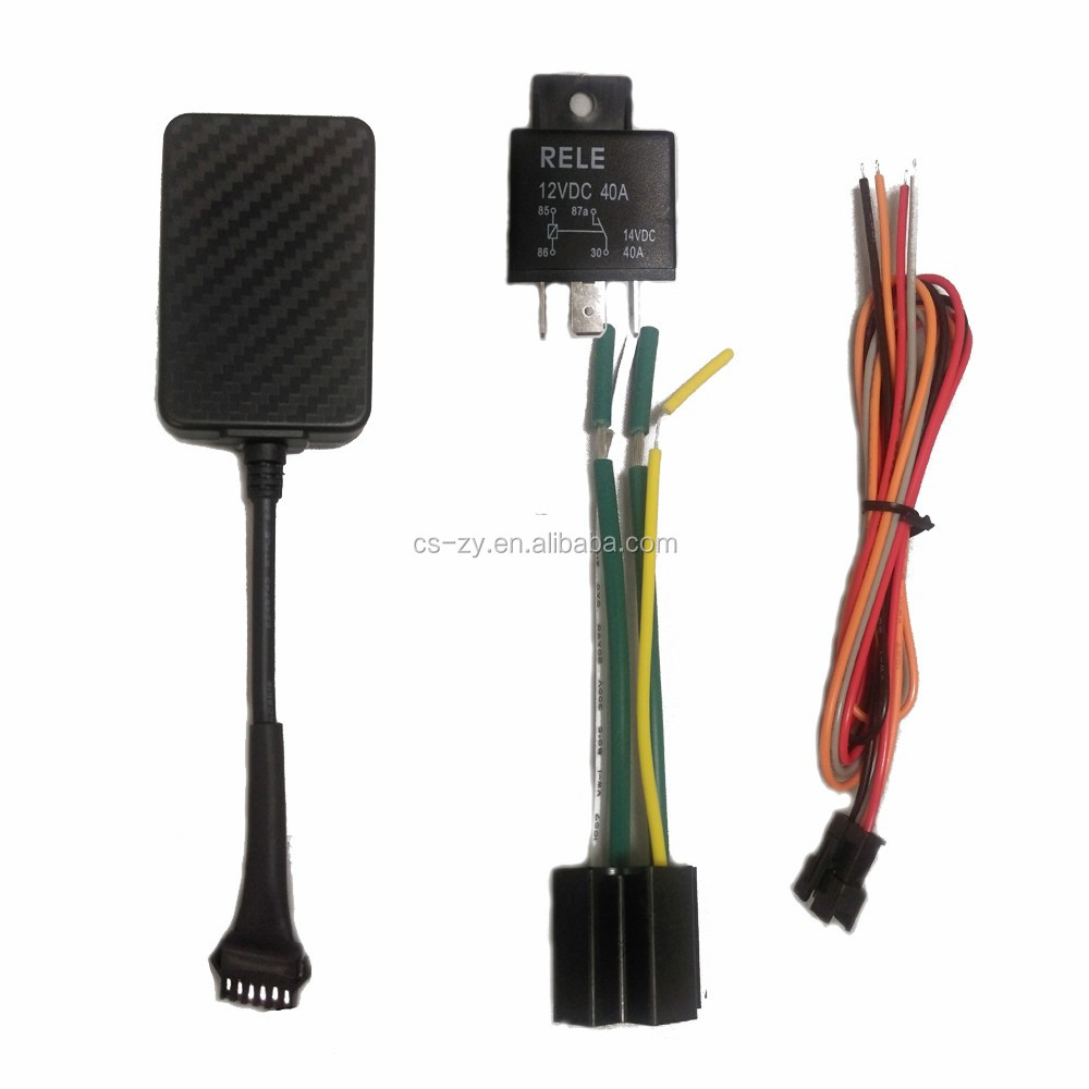 Car Tracking GPS GPRS network with SIM card vehicle gps tracker