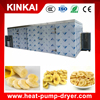 Commercial dehydration/fruit dry food machine for heating and cooling