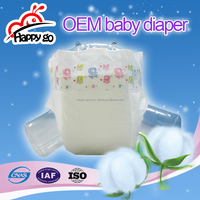 2016 Hottest selling baby diaper disposable manufacturers in China