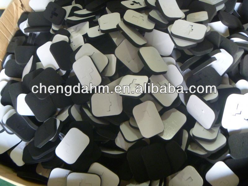 China factory directly sell heat-welding adhesive, colored high density epe foam rod
