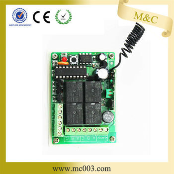 MC404PC High quality control board for sliding door