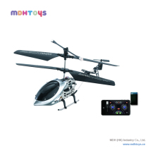 iPhone Control Infrared 3ch R/C Helicopter, Infrared 3Ch Alloy RC Helicopter, iPhone Controller RC Helicopter