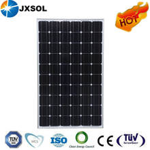 china manufacture 240 watt PV mono crystalline solar panel with best price