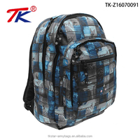 Adjustable straps anti theft laptop school japanese backpack brands