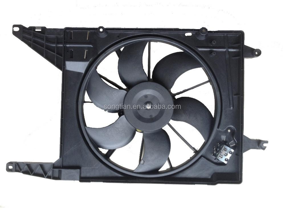12v dc fan motor radiator cooling fan for logan for Radiator fan motor price
