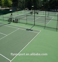 Silicone PU for Sport Court Top coating for Tennis court Handball sport court