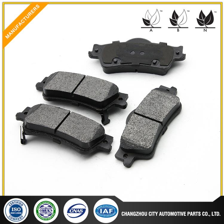 Brand new sintered brake pad manufacturers with low price