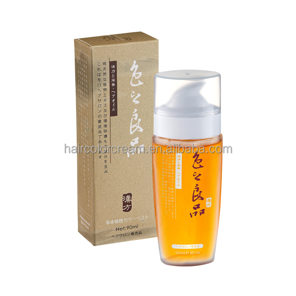 Private Label Gingseng Hair Tonic