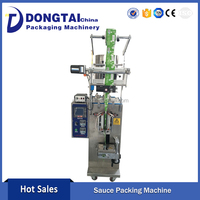 Paste Filling And Sealing Packing Machine