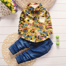 Chinese Clothing Manufacturers Wholesale Kids Clothes Boys New Style Pant Shirt Set