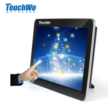 13.3 inch android open frame mini cheap touch screen monitor with touch panel win 7