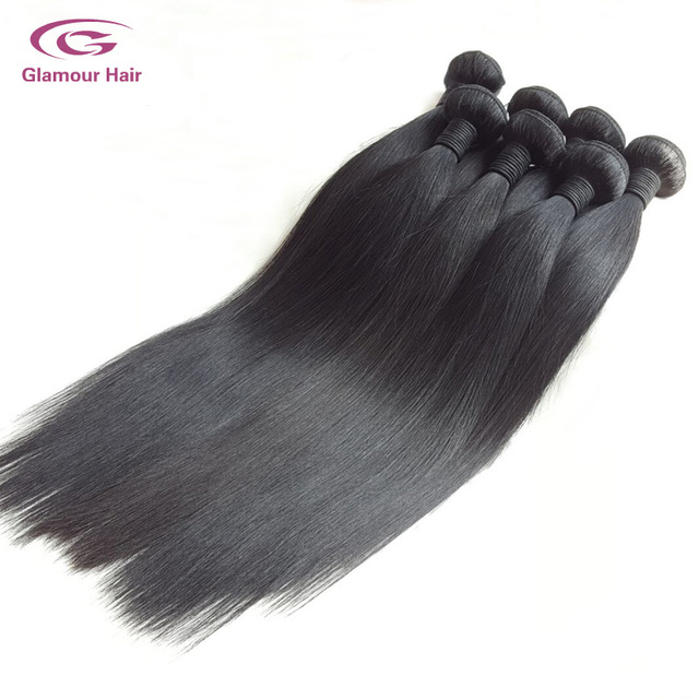 From Single Donor Can Last 1-2Year Virgin Cuticle Aligned Hair