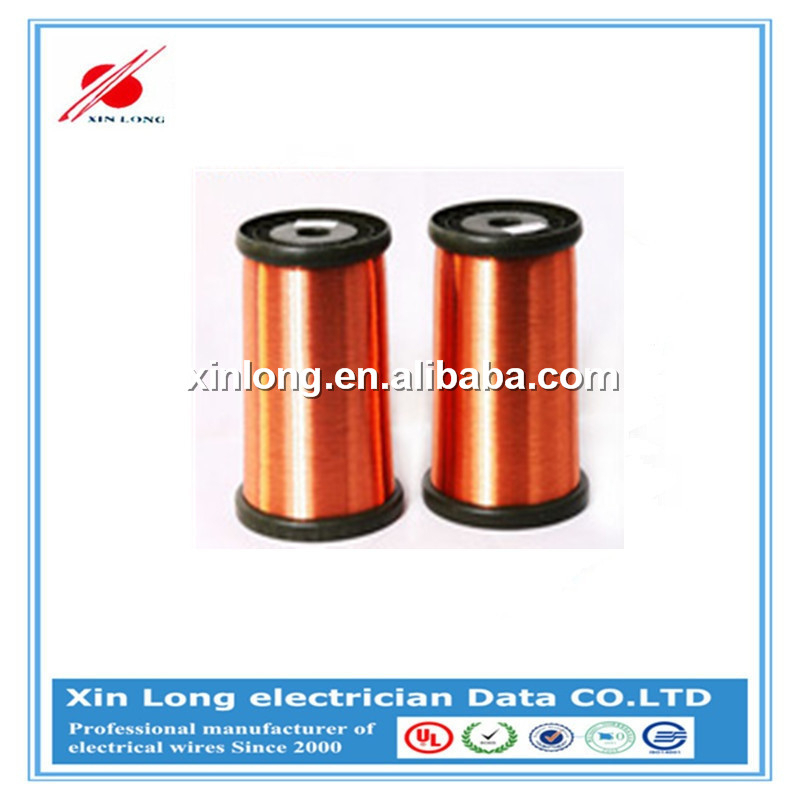 High Heat Resistance Solderable Polyurethane Insulated Copper Winding Wire