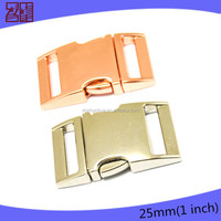 metal strap bag clip buckle,quick release buckle metal,clip buckle