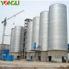 1000ton Grain Silo Prices/grain silo manufacturers/5000 tons grain storage silos