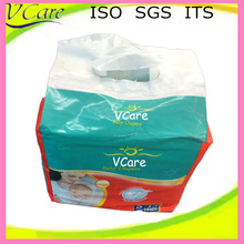 Tena Market Private Label Pe Film Baby Diapers Manufacturers