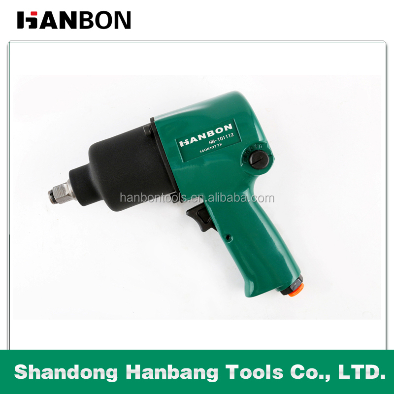"1/2"" Inch Professional Pneumatic High Torque Air Impact Wrench"