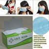 nonwoven face mask dental safety nose mask with Ear loop