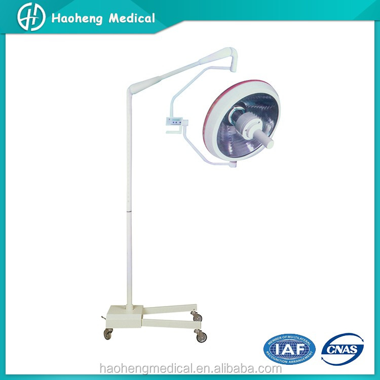 KSY ZF500 120000LUX Mobile Halogen lamp Hospital Operating Light with battery