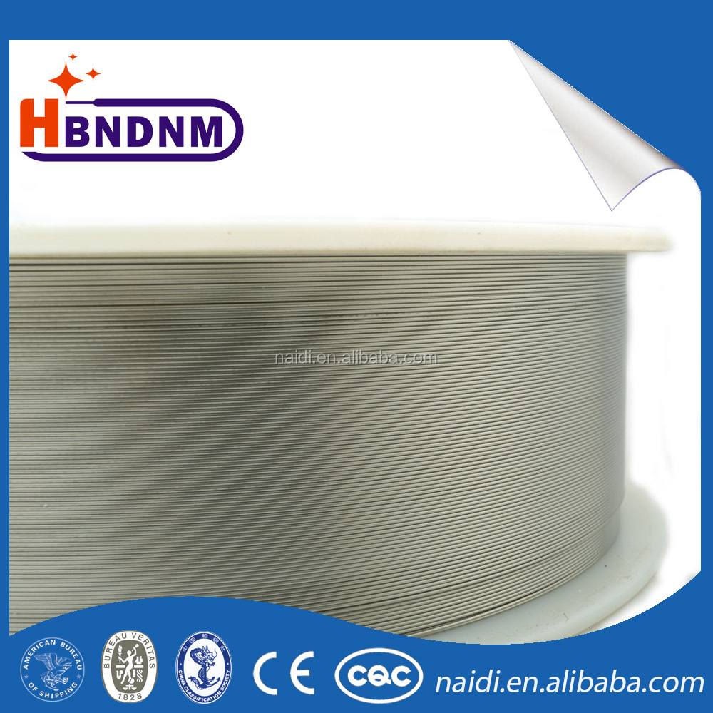 Manufacture super nickel alloy ernicr-3 625 601 inconel 600 welding wire mig/tig welding wire 0.8mm
