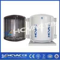 HCVAC Automotive car headlight plastic vacuum metallizing machine/PVD coating for plastic aluminum metallizing/vacuum metallizer