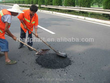 Cold mix asphalt for maintenance patching
