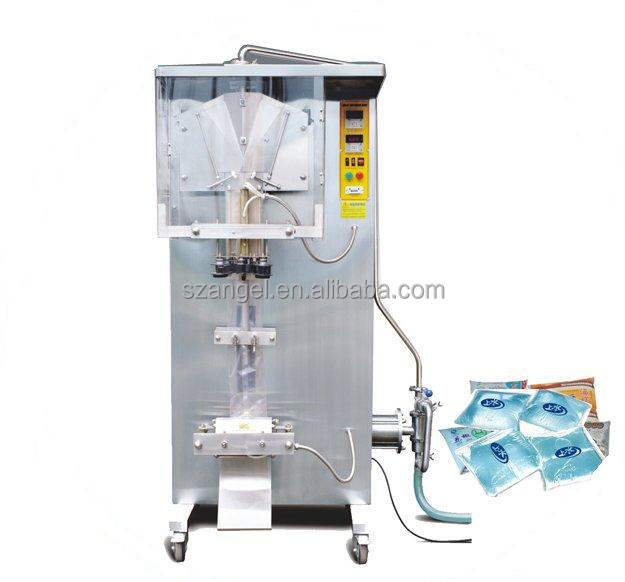 Auomatic Sachet Liquid Filling Machine