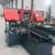 CNC automatic Horizontal Hydraulic Metal Cutting Band Saw machine