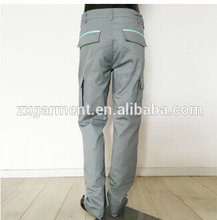 high quality custom made Cargo multi Pocket Pants