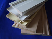 Aluminum and MDF Base Boards