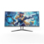 Backlight type E-LED 2K 35 inch 200hz gaming monitor curved