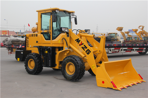 SNSC 0.8Ton Wheel Loader