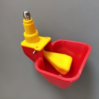 float valve style Lubing Drinker Cup / Poultry / Chicken Waterer / Nipple Drinker