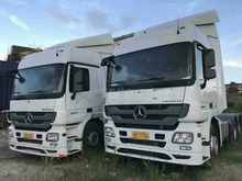 Germany made Actors Ben 2644 tractor head North-Benz tractor truck 2538 2644 trailer truck head cheap for sale in shanghai