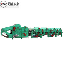 fabric/textile/rags cotton waste recycling machine for spinning mill