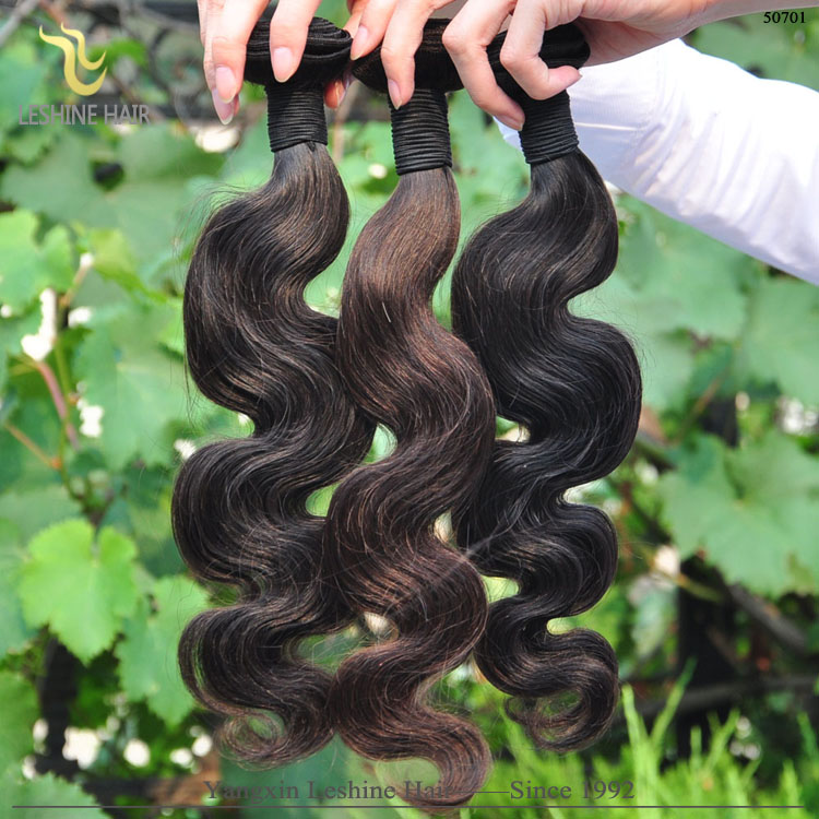 8-30 Inch Human Hair Extensions New Product Brazilian Virgin Hair Body Wave
