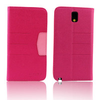 For Flip Galaxy note3 Case For Samsung Galaxy note3 Case Flip Cover