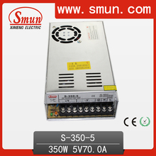 350W 5V 50A AC-DC Power Supply With CE RoHS Certificated