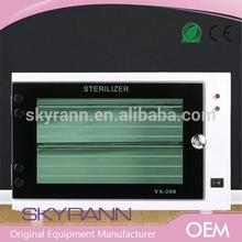 Factory production of uv disinfector box disinfector for nail salon nice disinfector jar