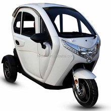 2018 New EEC Approval 1500w Power Adult 3 Wheel Electric Tricycle
