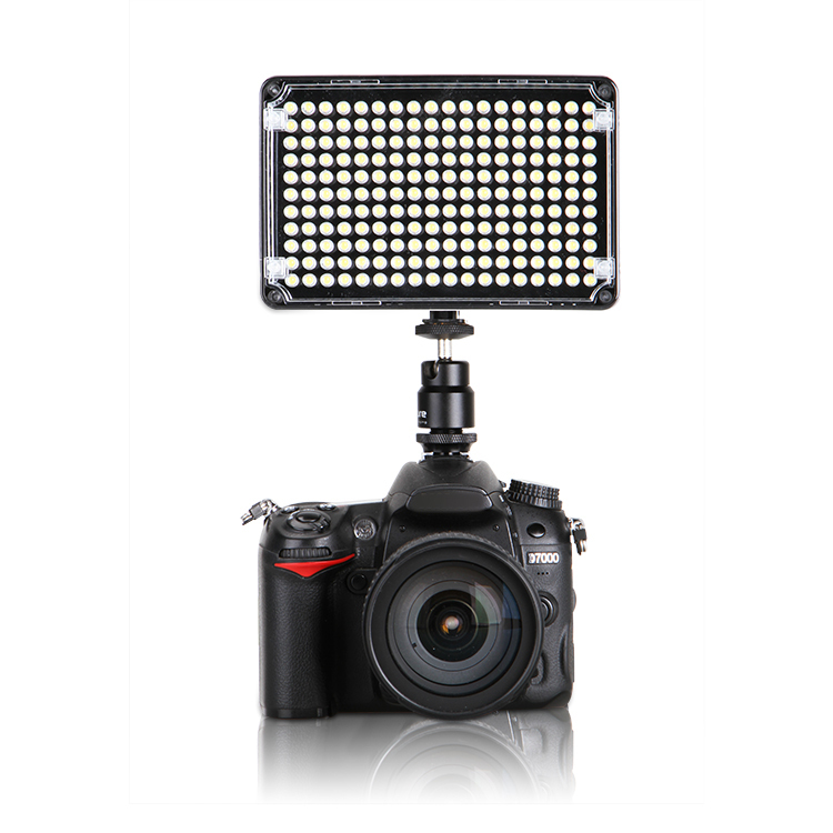 Aputure high quality led p110 video light full color led dot light video