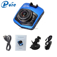 2.4 inch 140 degree supper wide angle lens car recorder hd 1080p black box car parking camera