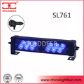 12W Led Blue Strobe Dash Deck Lights with Cigar Plug (SL761)