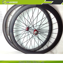 ruote carbonio per bici 38 mm clincher hub powerway r36 cheap carbon fiber bike wheelsets